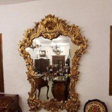 Antigüedades: GRAN ESPEJO CORNUCOPIA. Lote 66876218