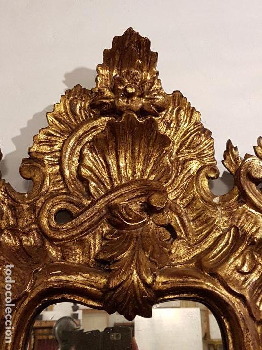 Antigüedades: ESPEJO CORNUCOPIA - Foto 3 - 66876386
