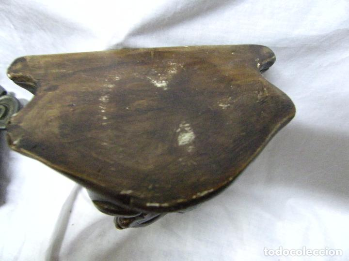 Antigüedades: MENSULA, ESCAYOLA O YESO - Foto 4 - 70263961
