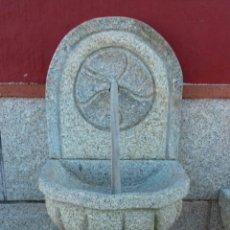 Antigüedades: FUENTE LAVAMANOS EN GRANITO NUEVO. Lote 70324497