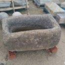 Antigüedades: PILA DE GRANITO ANTIGUA. Lote 70325070