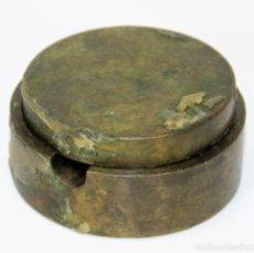 Antigüedades: ANTIGUO MOLDE PARA VELAS. COBRE. ESPAÑA. SIGLO XX.. Lote 70355457