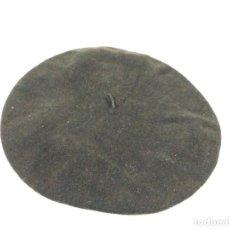 Antigüedades: ANTIGUA BOINA DE PAÑO. Lote 70381273