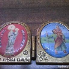 Antigüedades: SAN CRISTOBAL Y NUESTRA SEÑORA DE LLUC. Lote 70447317