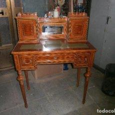 Antigüedades: MESA TOCADOR DE PALO ROSA. Lote 70456321