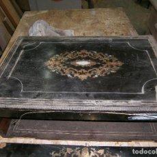 Antigüedades: CAJA DE BULL PARA RESTAURAR. Lote 70456789