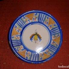 Antigüedades: FUENTE ENSALADERA MANISES. Lote 70457297
