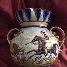 Antigüedades: JARRA, TRIANA. Lote 70543905
