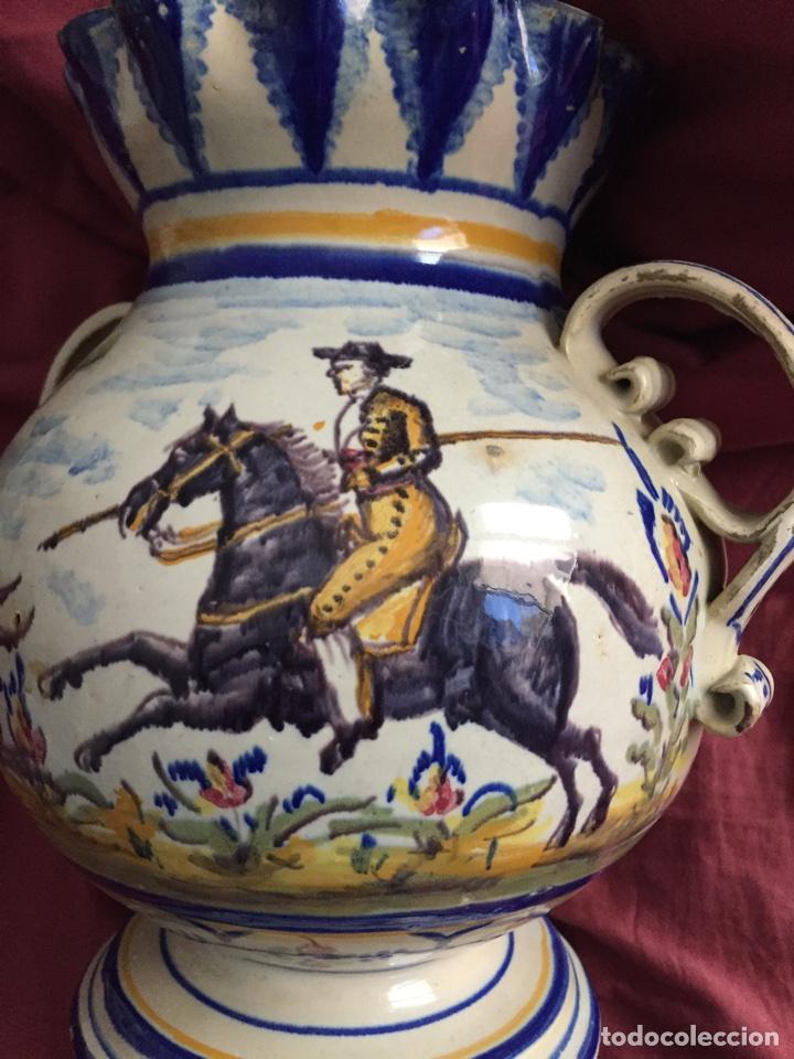 Antigüedades: JARRA, TRIANA - Foto 2 - 70543905