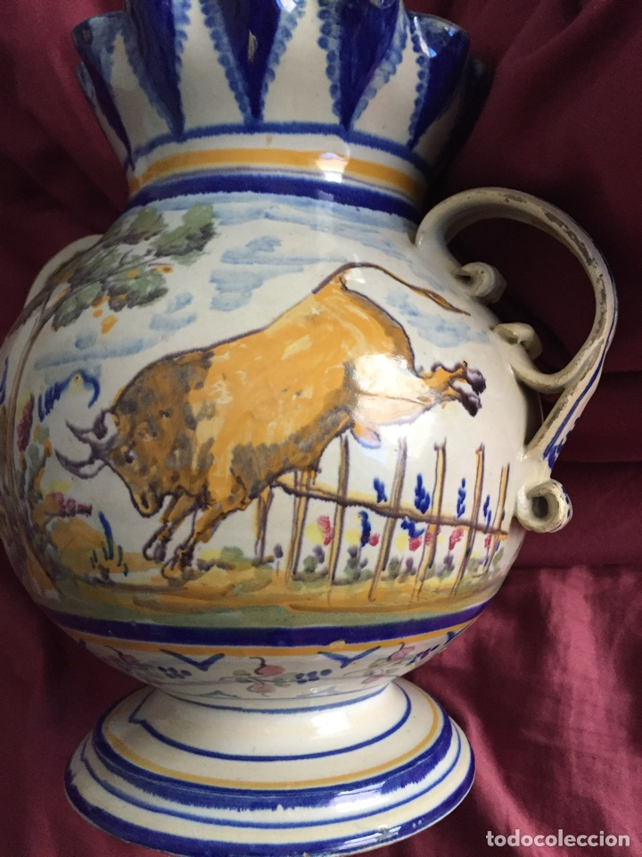 Antigüedades: JARRA, TRIANA - Foto 5 - 70543905