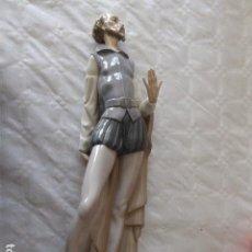 Antigüedades: PRECIOSA FIGURA DE NAO DE LLADRO. DON QUIJOTE. REF.538. Lote 70544277