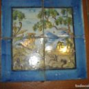 Antigüedades: PANEL DE TALAVERA DE FINALES DEL XIX O PP. DEL XX. Lote 70752025