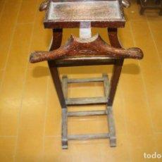 Gal n de noche para restaurar doble percha comprar - Comprar muebles para restaurar ...
