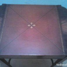 Antigüedades: MESA INGLESA DE COMPLEMENTO. Lote 71062833