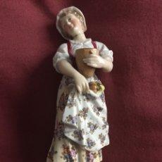 Antigüedades: FIGURA DE PORCELANA. Lote 71064618