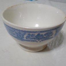Antigüedades: BOL DE CERÁMICA SEGOVIA GV. Lote 71146417