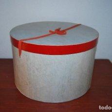 Antigüedades: SOMBRERERA DE CARTÓN - AÑOS 20-30. Lote 71160245