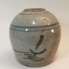 Antigüedades: BOTE EN CERÁMICA. CHINA. S. XVIII. Lote 71163653