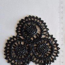 Antigüedades: CENTENARIO ENCAJE DE PEDRERÍA . Lote 71165557