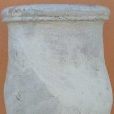 Antigüedades: TINAJA ALFAR DE LUCENA S. XIX. 60 CMS DE ALTURA. . Lote 71209169