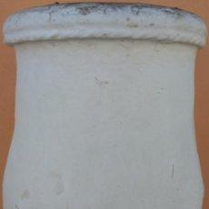 Antigüedades: TINAJA ALFAR DE LUCENA S. XIX. 60 CMS DE ALTURA. . Lote 71209801