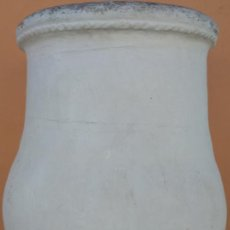 Antigüedades: TINAJA ALFAR DE LUCENA S. XIX. 85 CMS DE ALTO (BUEN TAMAÑO). SÓLO RECOGIDA LOCAL EN CABRA (CÓRDOBA).. Lote 71210817