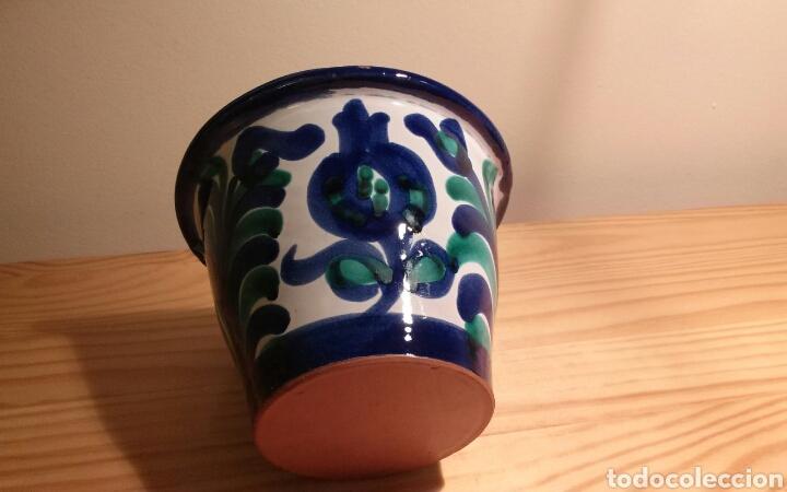 CERÁMICA FAJALAUZA (Antigüedades - Porcelanas y Cerámicas - Fajalauza)