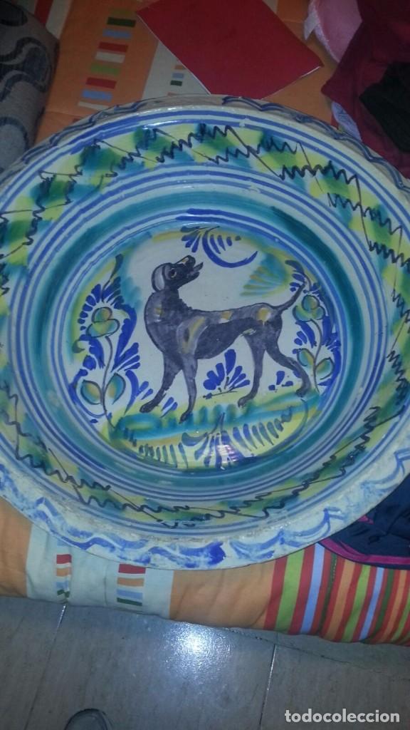 LEBRILLO DE TRIANA (Antigüedades - Porcelanas y Cerámicas - Triana)