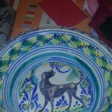 Antigüedades: LEBRILLO DE TRIANA. Lote 71407331