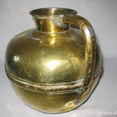Antigüedades: ANTIGUO JARRON DE BRONCE. Lote 71419807