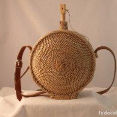 Antigüedades: ANTIGUA CANTIMPLORA PAJOSO. Lote 71501627