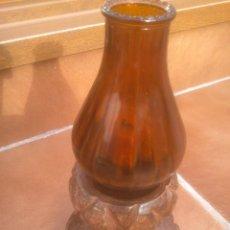 Antigüedades: QUINQUE VELERO CRISTAL TALLADO. Lote 71532903