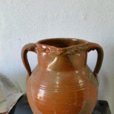 Antigüedades: HERRAO-TARRO DE ORDEÑO . GARROVILLAS. Lote 71560927