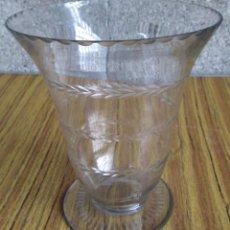 Antiquitäten - JARRON de cristal - Con fino labrado - 71564195