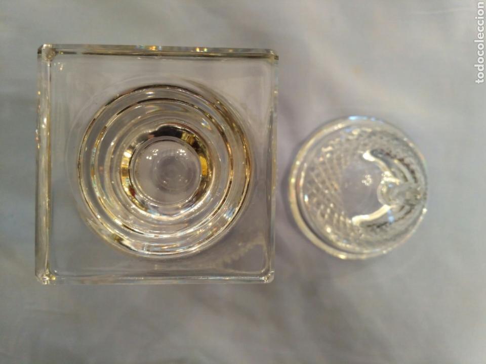 Antigüedades: Copa de cristal tallado del siglo XX - Foto 5 - 71898757