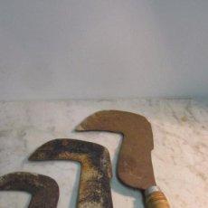 Antigüedades: JUEGO DE PODONES HECHOS EN REUS. Lote 71934103