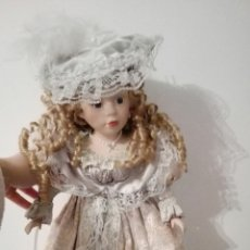 Muñecas Porcelana: MUÑECA PORCELANA. Lote 71956607