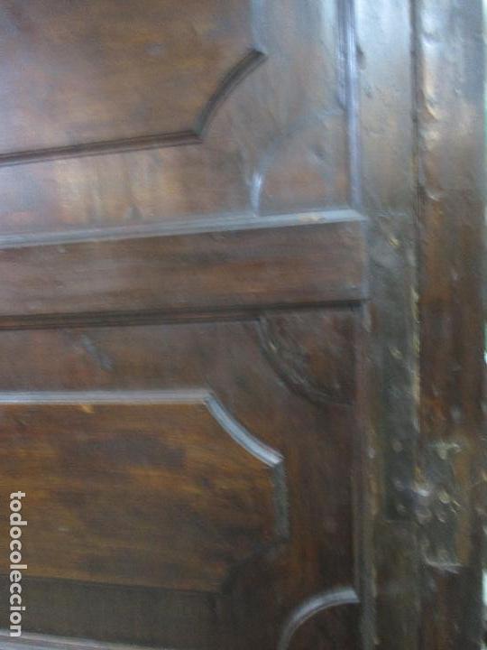 Antigüedades: Espectacular Armario de Sala Antiguo - Catalán - Barroco - Siglo XVII - Foto 12 - 72039367