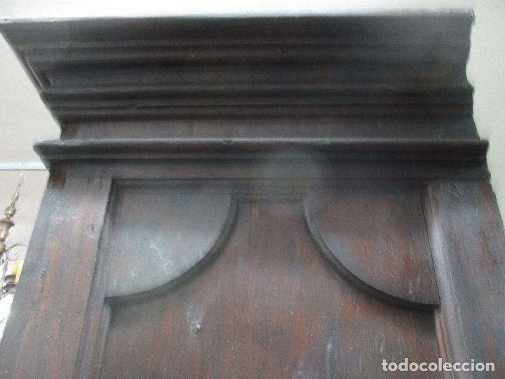 Antigüedades: Espectacular Armario de Sala Antiguo - Catalán - Barroco - Siglo XVII - Foto 21 - 72039367