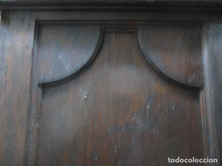 Antigüedades: Espectacular Armario de Sala Antiguo - Catalán - Barroco - Siglo XVII - Foto 22 - 72039367