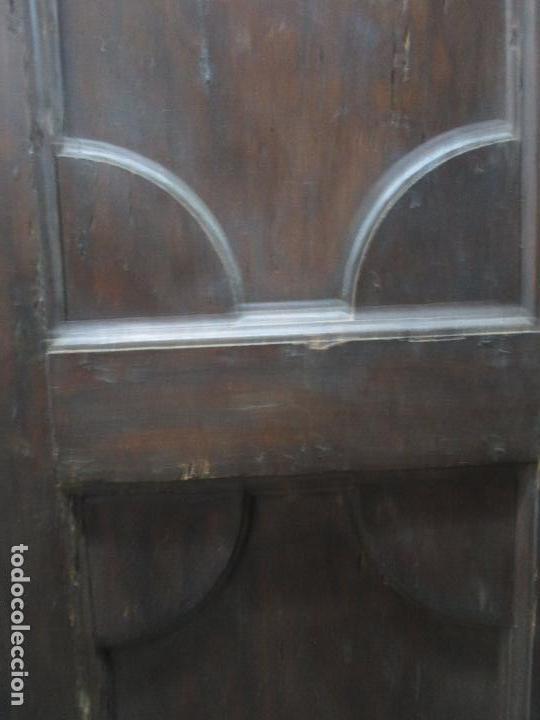 Antigüedades: Espectacular Armario de Sala Antiguo - Catalán - Barroco - Siglo XVII - Foto 24 - 72039367