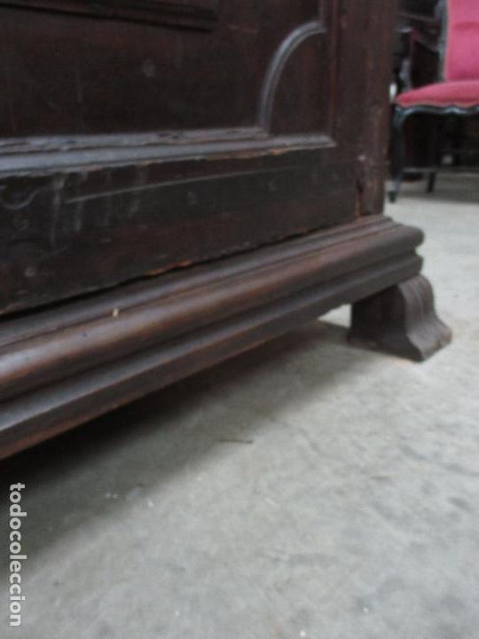 Antigüedades: Espectacular Armario de Sala Antiguo - Catalán - Barroco - Siglo XVII - Foto 28 - 72039367