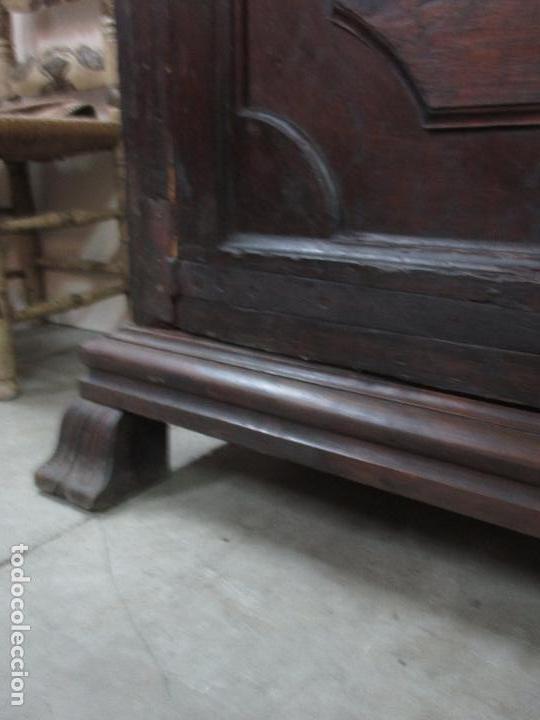 Antigüedades: Espectacular Armario de Sala Antiguo - Catalán - Barroco - Siglo XVII - Foto 30 - 72039367