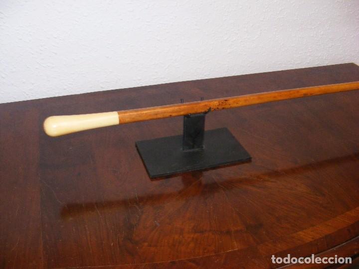 Antigüedades: BASTON ANTIGUO - Foto 10 - 72109267