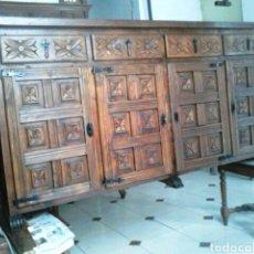Antigüedades: MUEBLE CASTELLANO. Lote 72127875
