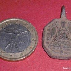 Antigüedades: ANTIGUA MEDALLA SIGLO XVII SANTA MARIA DE GUADALUPE. Lote 72153403