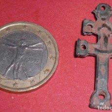 Antigüedades: ANTIGUA CRUZ CARAVACA SIGLO XVII . Lote 72166499