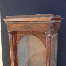 Antigüedades: VITRINA PARA IMAGEN, CAPILLA, HORNACINA. Lote 72171819