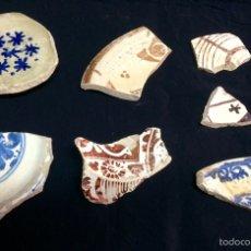 Antigüedades: CERÁMICA VALENCIANA S XIV-XV. Lote 72213018