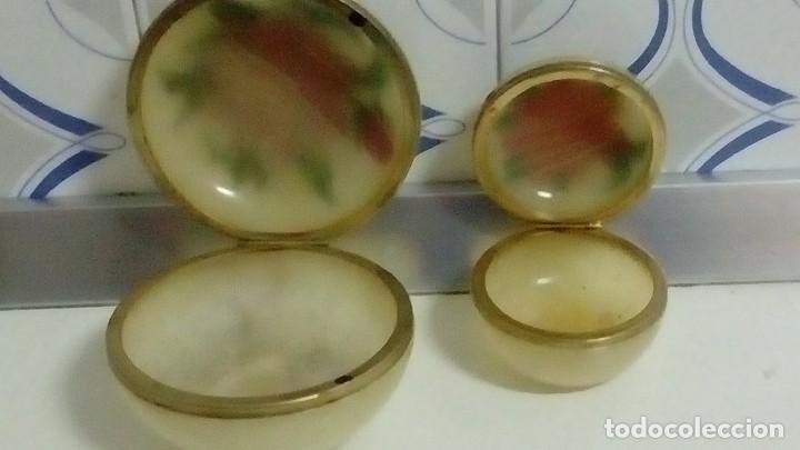 Antigüedades: Cajas de alabastro - Foto 4 - 72240331
